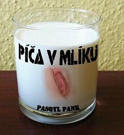 Profilový obrázek Píča v mlíku