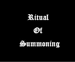 Profilový obrázek Ritual of summoning