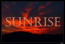 Profilový obrázek Sunrise - sbírá nové síly....