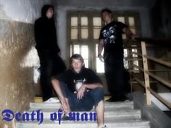 Profilový obrázek Death of man