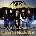 Obrázek k soutěži: Vyhraj lupeny na koncert legendárních  Anthrax!