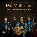 Obrázek k soutěži: O lístky na legendárního jazzového kytaristu Pata Methenyho