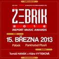 Obrázek k soutěži: Vyhraj lístky na předávání cen Žebřík 2012