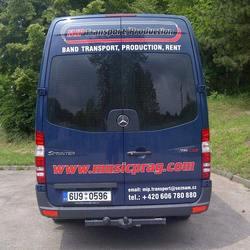 Obrázek ke článku blogu: MIP transport - Mercedes Sprinter 8+1/long wheel