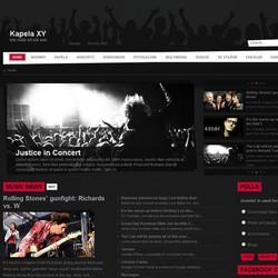 Obrázek ke článku blogu: Vyhrajte web pro kapely!