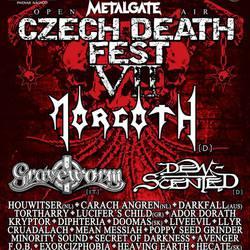 Obrázek k soutěži: Vstup zdarma na MetalGate Czech Death Fest 2015!