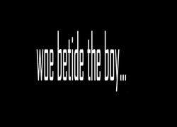 Profilový obrázek Woe betide the boy