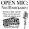 Profilový obrázek Open Mic: Noc Pesničkárov