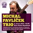 Profilový obrázek Hlučná samota 2014: Michal Pavlíček Trio v Nymburce