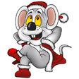 Profilový obrázek Santa mouse