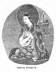 Profilový obrázek Sakja Pandita