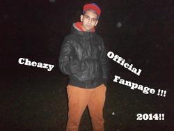 Profilový obrázek Cheazy Official fanpage
