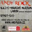 Profilový obrázek Andy Rock-Soutěž pro kapely