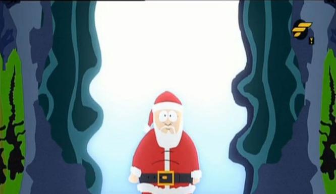 South Park Santa