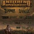 Profilový obrázek ANTITREND open air festival 2019 - sobota  22.6.2019!