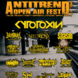Profilový obrázek ANTITREND open air festival 2021 - sobota  28.8.2021!