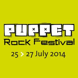 Profilový obrázek Puppet Rock Festival 2014