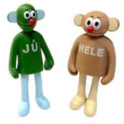 Profilový obrázek Jů a Hele