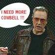 Profilový obrázek Clint need more cowbells!