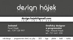 Profilový obrázek design.hajek