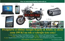 Profilový obrázek Kapely & Kluby