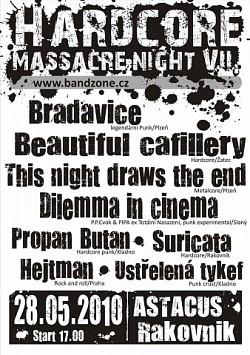 Profilový obrázek HC massacre night VII - 28.5  RA