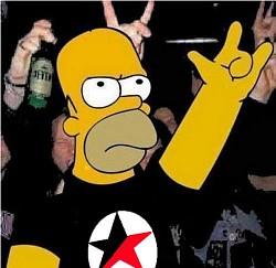Profilový obrázek Homer Simpson