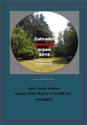 Profilový obrázek Festival KAM VEDOU TY DVEŘE