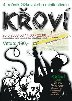 Profilový obrázek festival Křoví ČTVRTÝ ROČNÍK