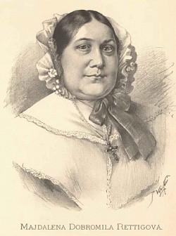 Profilový obrázek Magdalena Dobromila Rettigová