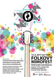 Profilový obrázek Folkový MimoFest 12.8.2017