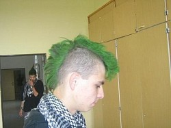 Profilový obrázek punk ac