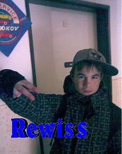 Profilový obrázek [ˇ_ˇ] Rewiss [ˇ_ˇ]