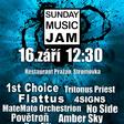 Profilový obrázek SUNDAY MUSIC JAM 16.9.2012