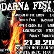 Profilový obrázek VODÁRNA FEST - open air 2011