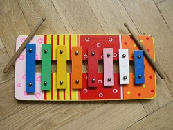 Profilový obrázek xylofon