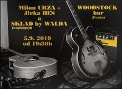 Profilový obrázek Unplugged - Sklad by Walda + Milan Urza/Jirka Hes