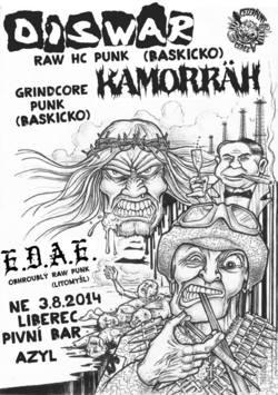 Profilový obrázek KAMORRÄH (Baskicko), DISWAR (Baskicko), E.D.A.E. (CZ)