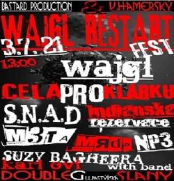 Profilový obrázek Wajgl Restart Fest