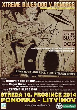 Profilový obrázek XTREME BLUES DOG V PONORCE