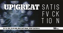 Profilový obrázek U!G a Satis v Rock Café!
