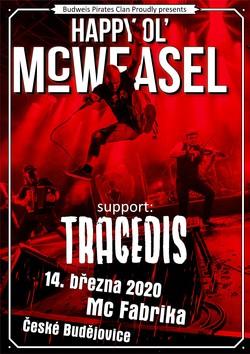 Profilový obrázek Happy Ol McWeasel (SLO), Tragedis
