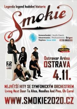 Profilový obrázek SMOKIE - The Symphony Tour 2020