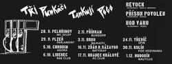 Profilový obrázek Tři Punkáči Tankují Pogo TOUR - Brno