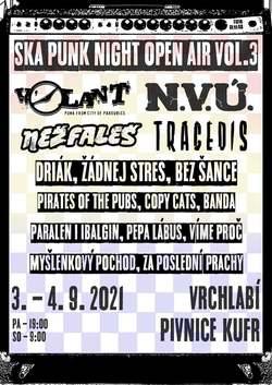 Profilový obrázek Ska punk night open air ve Vrchlabí vol. 3