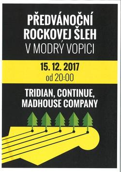 Profilový obrázek Rockovej předvánoční šleh ve Vopici
