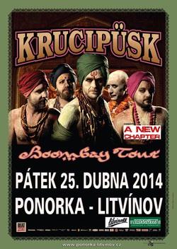 Profilový obrázek BOOMBAY TOUR 2014