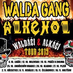 Profilový obrázek WALĎÁCI & ALKÁČI TOUR 2019