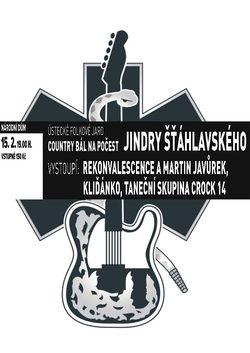 Profilový obrázek Country bál Jindry Šťáhlavského