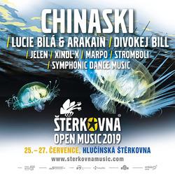 Profilový obrázek Štěrkovna Open Music 2019